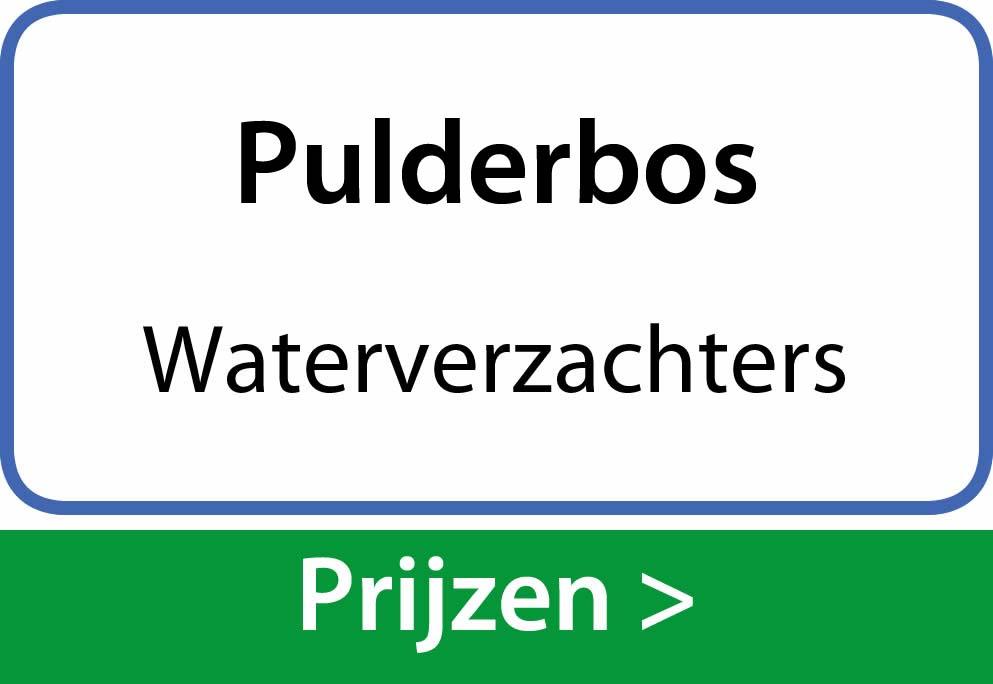 waterverzachters Pulderbos