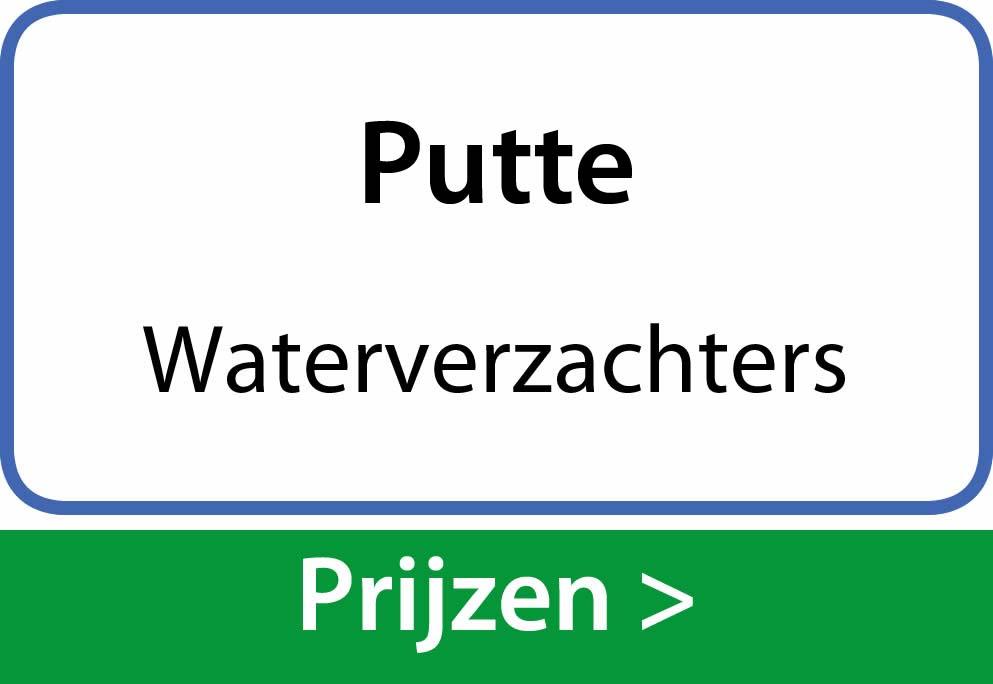 waterverzachters Putte