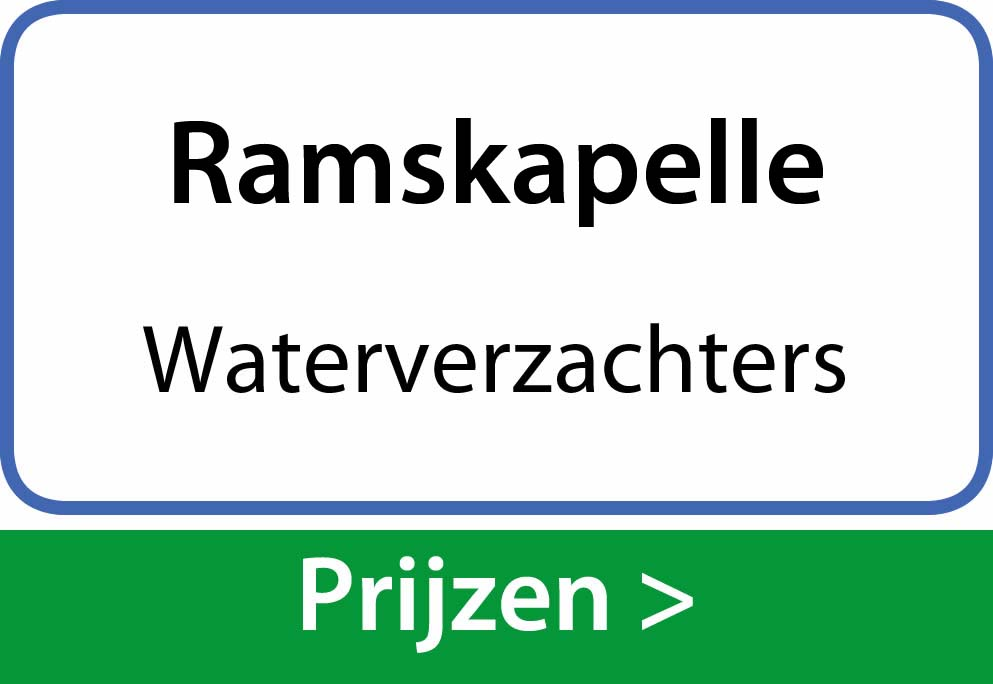 waterverzachters Ramskapelle