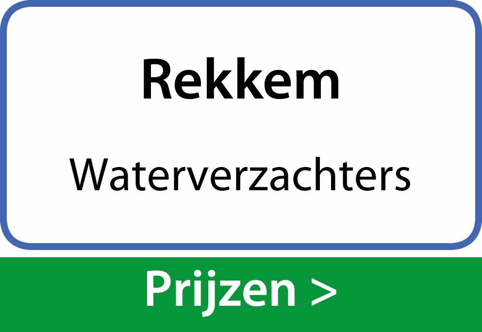 waterverzachters Rekkem
