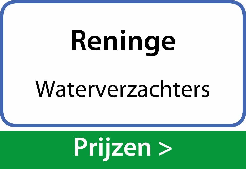 waterverzachters Reninge