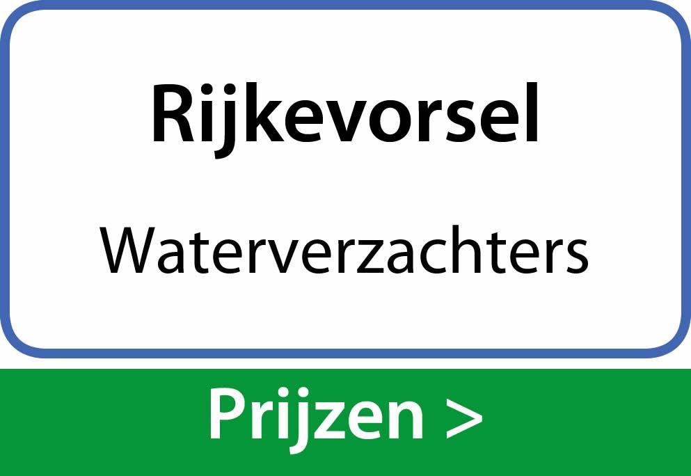 waterverzachters Rijkevorsel
