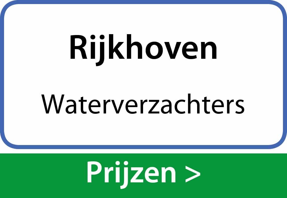 waterverzachters Rijkhoven