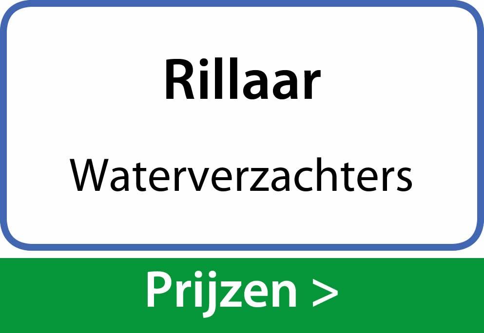 waterverzachters Rillaar