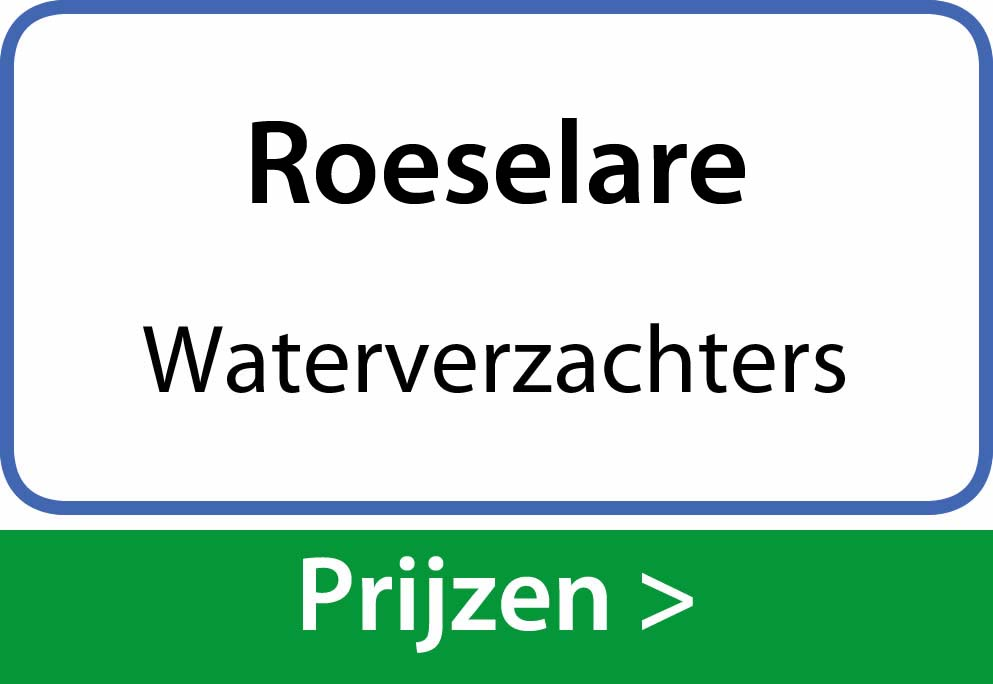 waterverzachters Roeselare