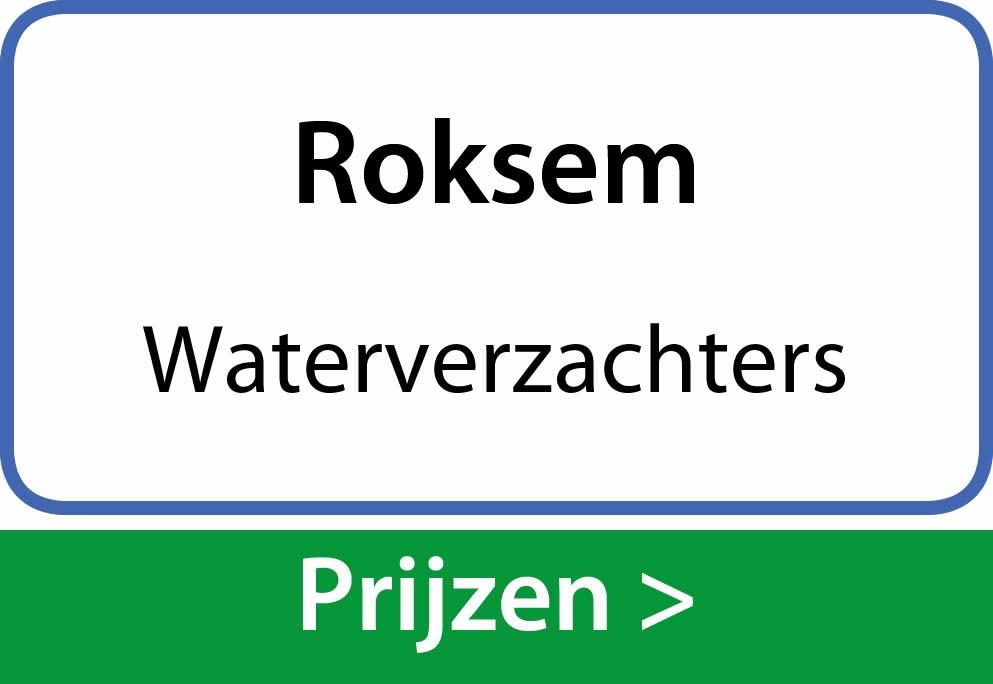 waterverzachters Roksem