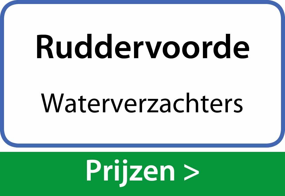 waterverzachters Ruddervoorde