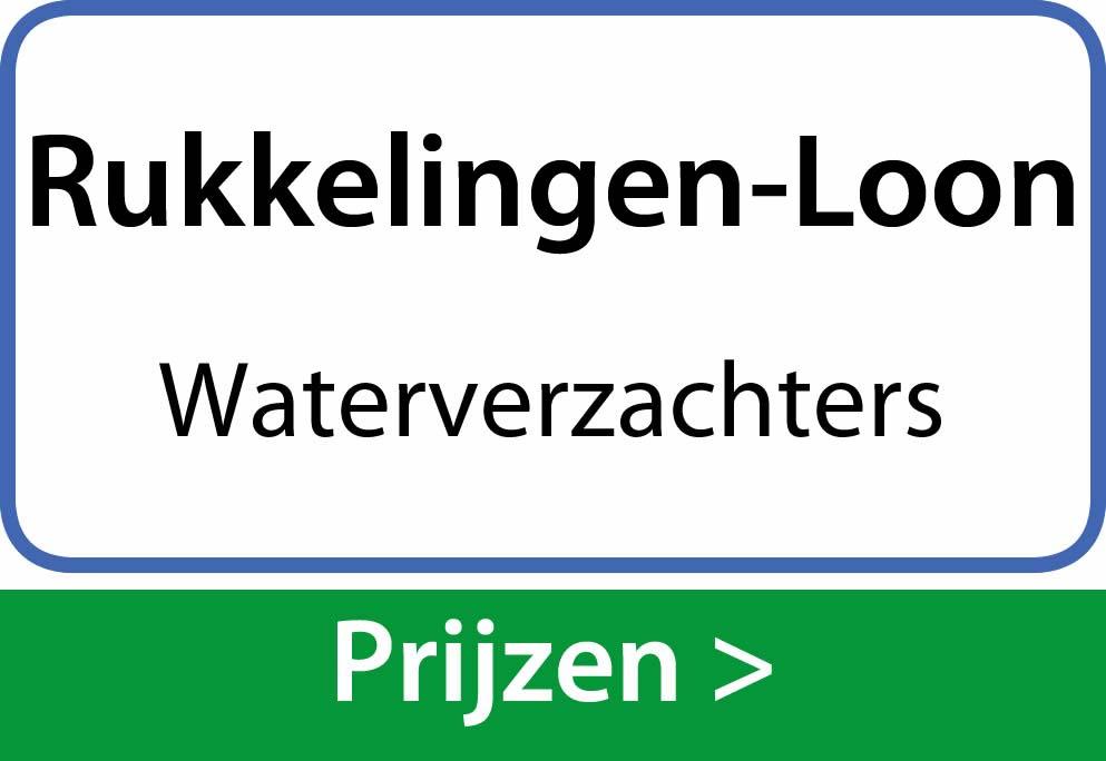 waterverzachters Rukkelingen-Loon