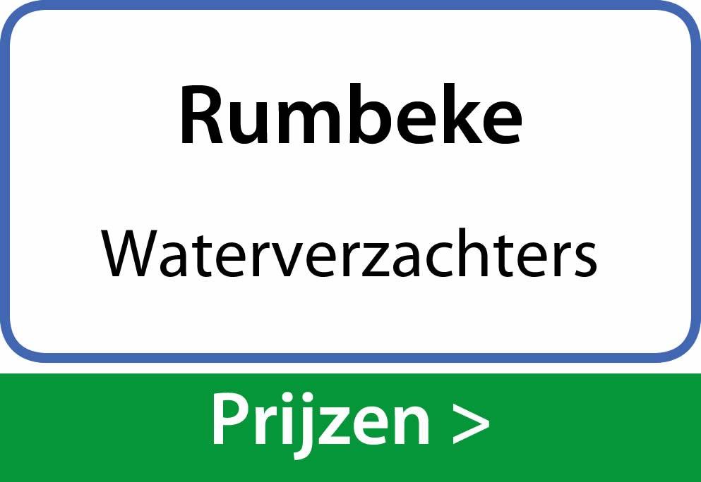 waterverzachters Rumbeke