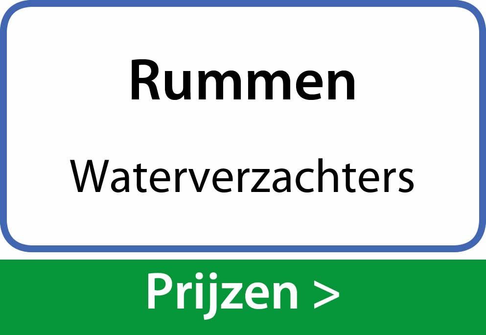 waterverzachters Rummen
