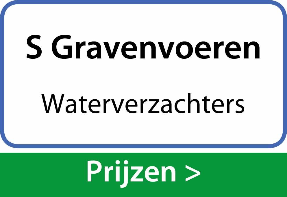 waterverzachters S Gravenvoeren