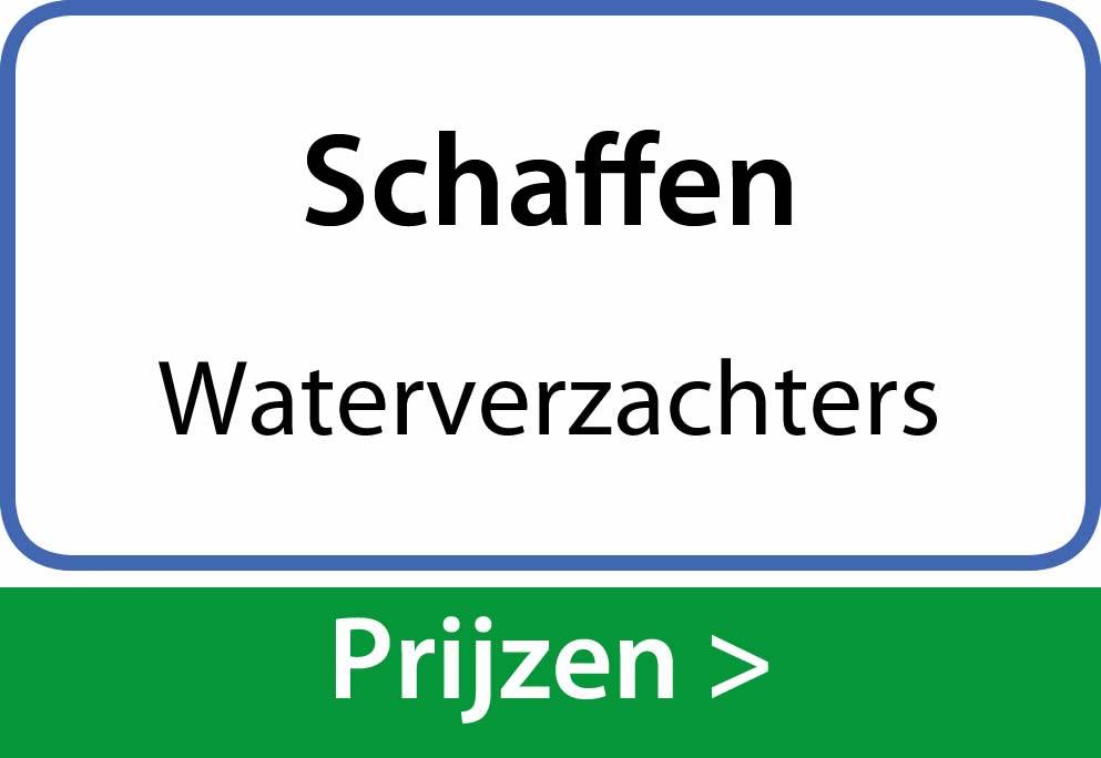 waterverzachters Schaffen