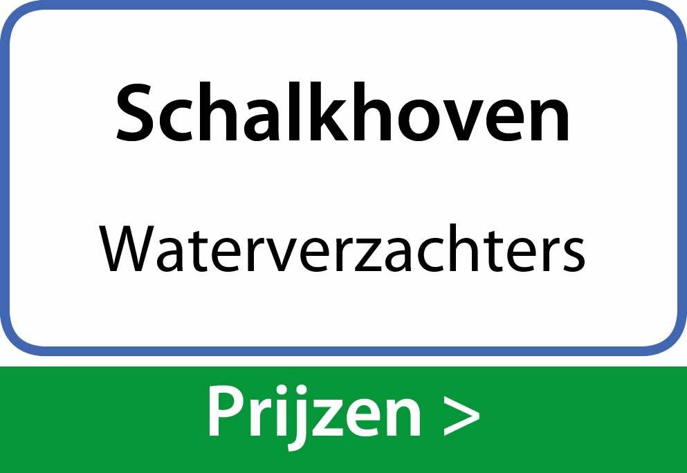 waterverzachters Schalkhoven
