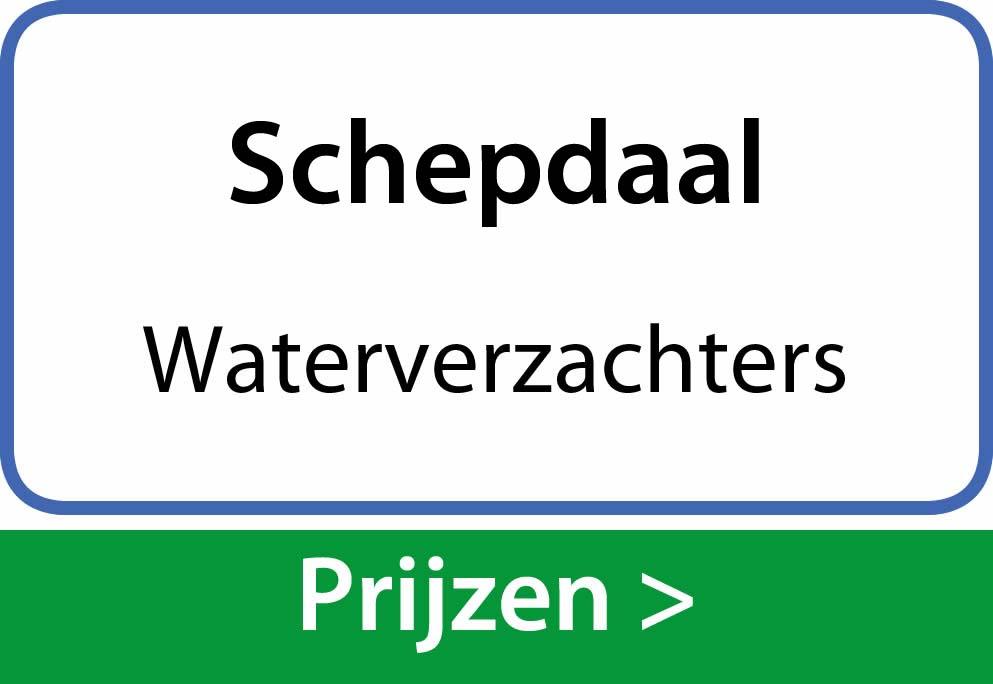 waterverzachters Schepdaal