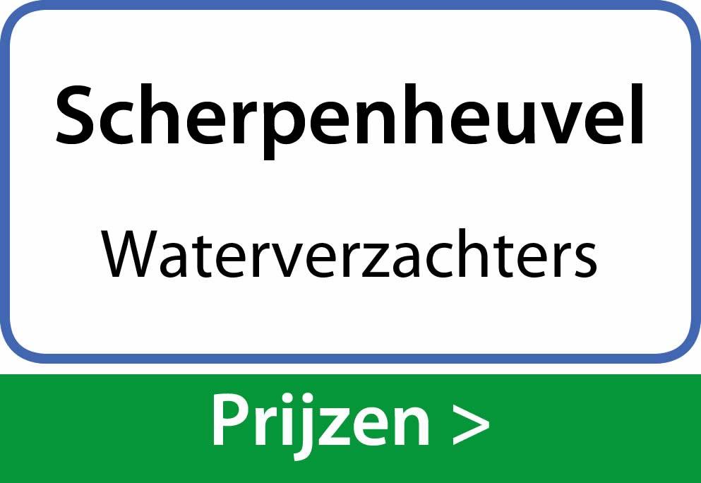 waterverzachters Scherpenheuvel