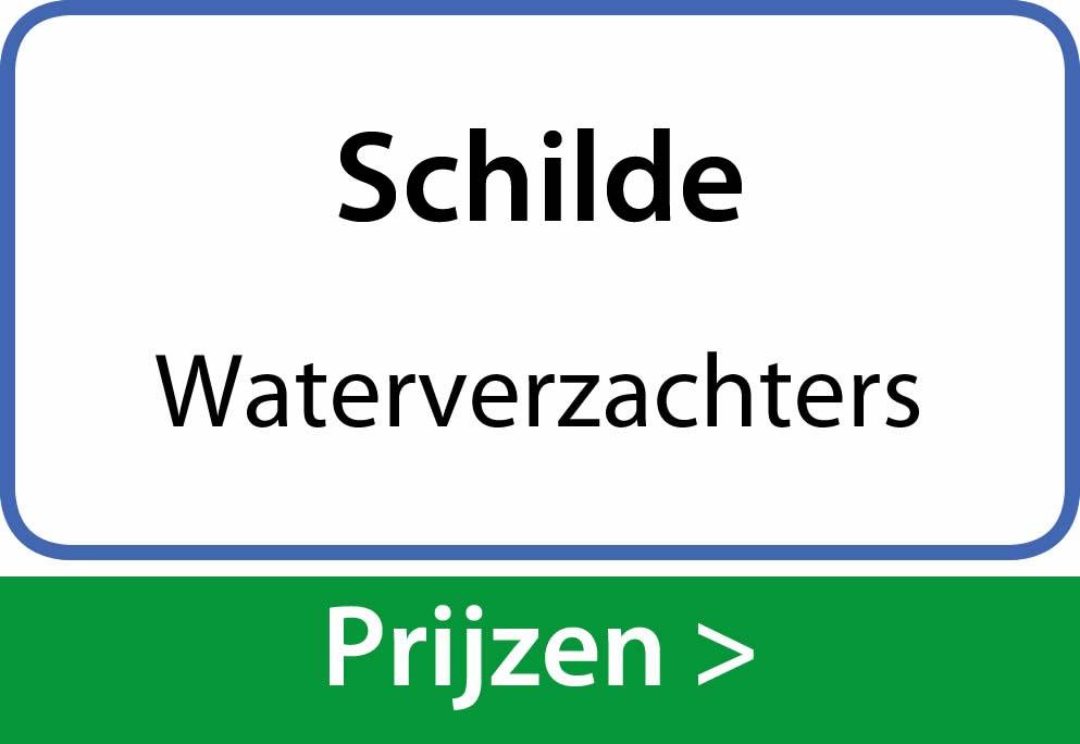 waterverzachters Schilde