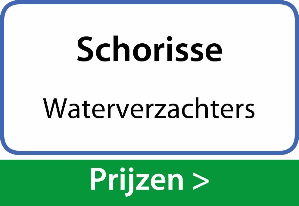 waterverzachters Schorisse