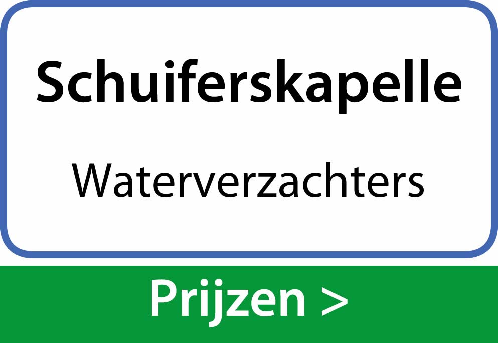 waterverzachters Schuiferskapelle