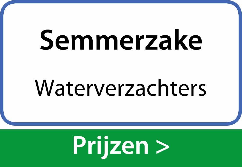 waterverzachters Semmerzake