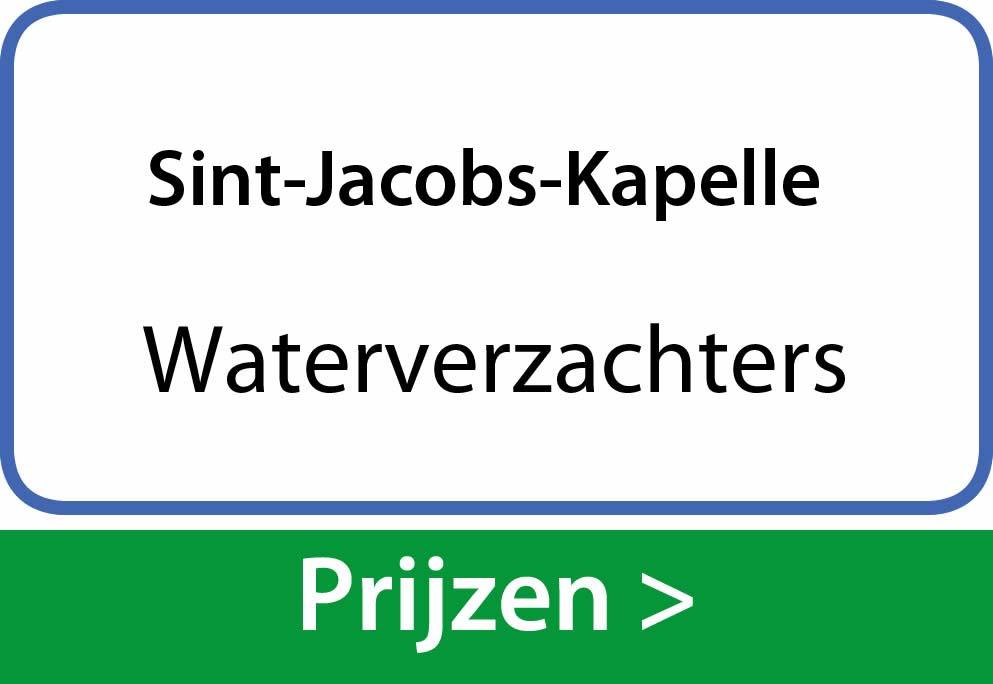 waterverzachters Sint-Jacobs-Kapelle