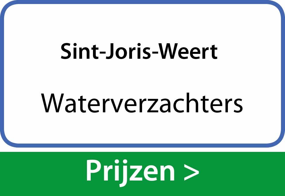 waterverzachters Sint-Joris-Weert
