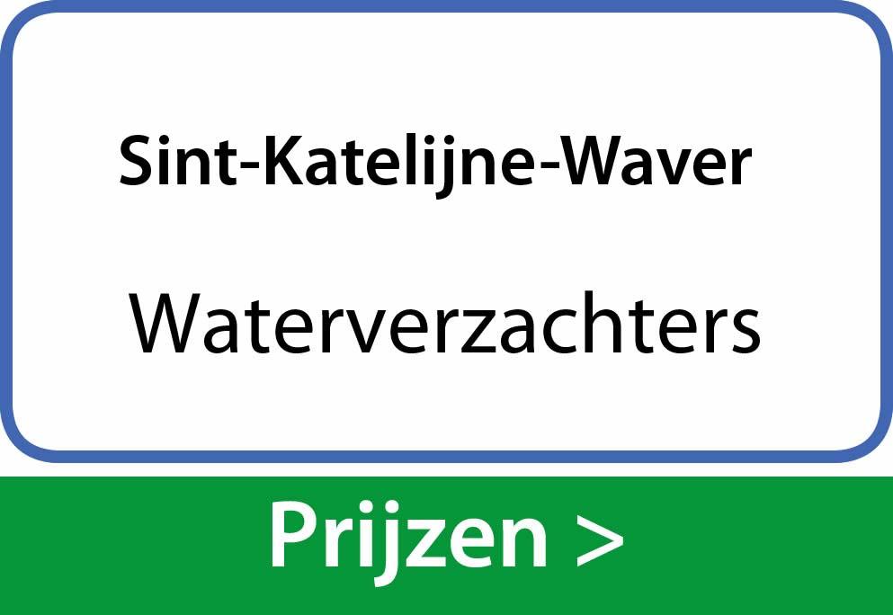 waterverzachters Sint-Katelijne-Waver