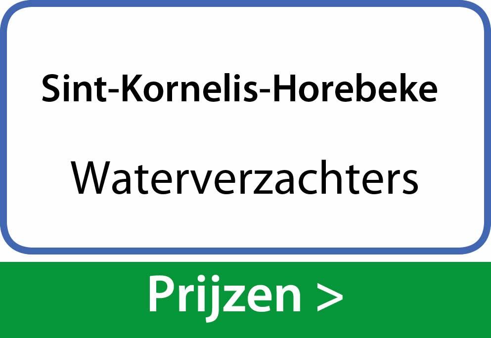 waterverzachters Sint-Kornelis-Horebeke