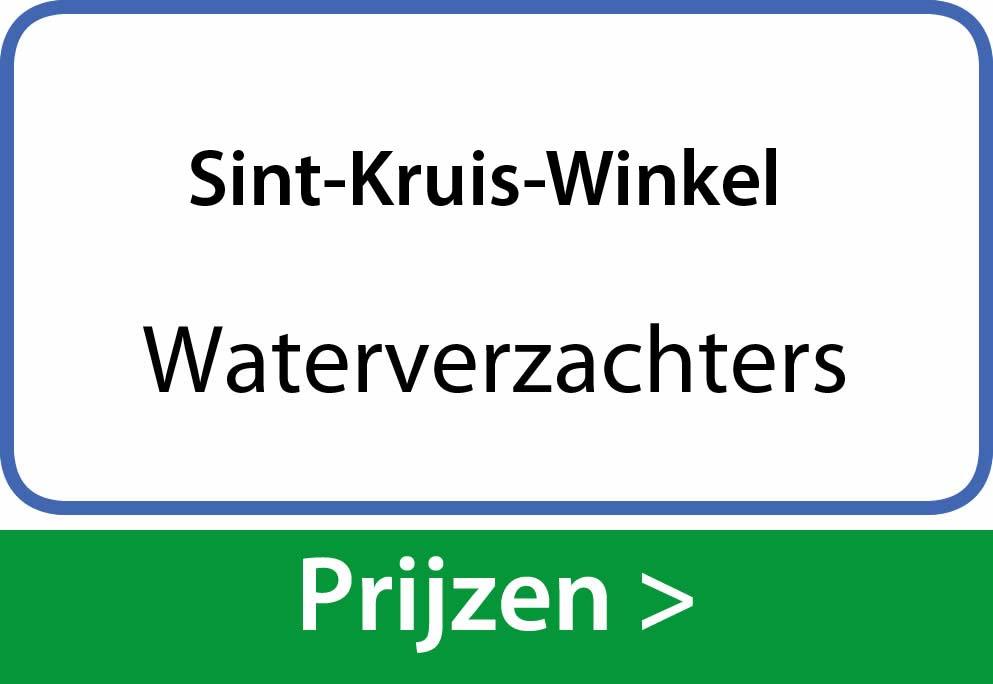waterverzachters Sint-Kruis-Winkel