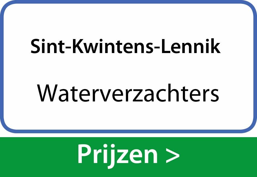 waterverzachters Sint-Kwintens-Lennik