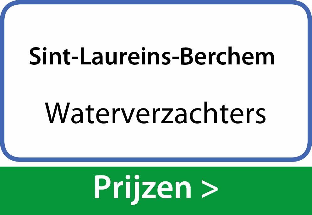 waterverzachters Sint-Laureins-Berchem