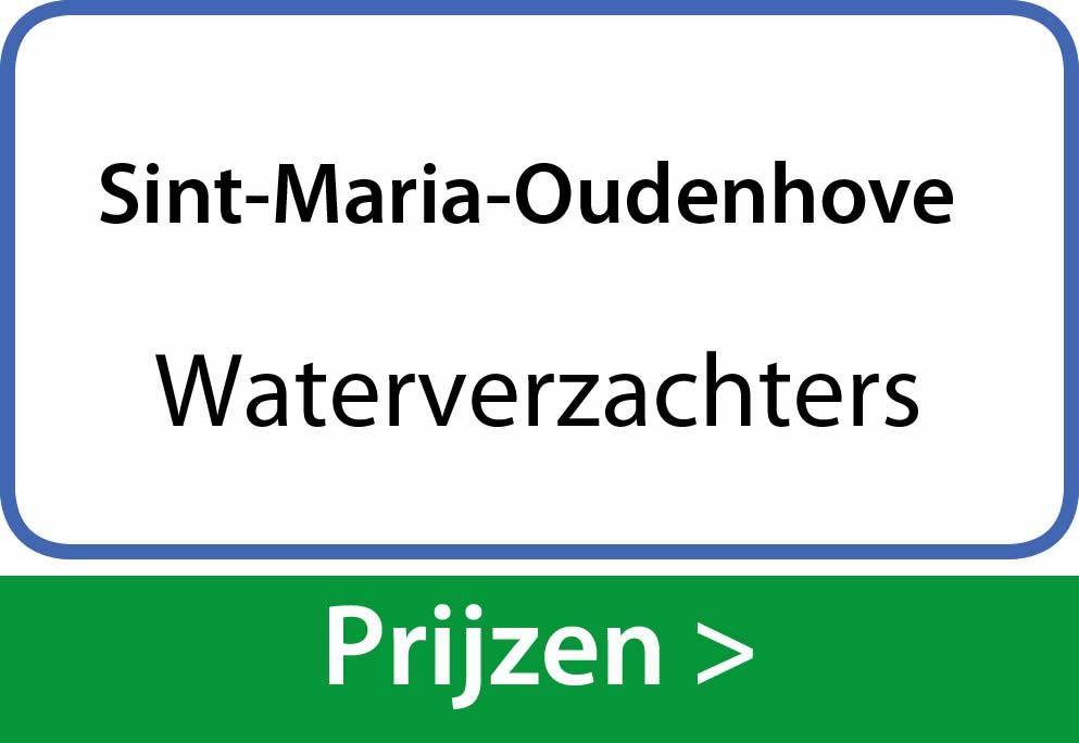 waterverzachters Sint-Maria-Oudenhove