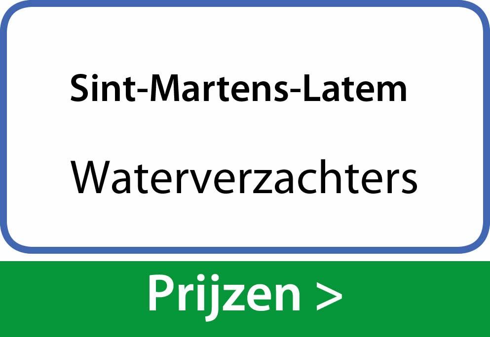 waterverzachters Sint-Martens-Latem