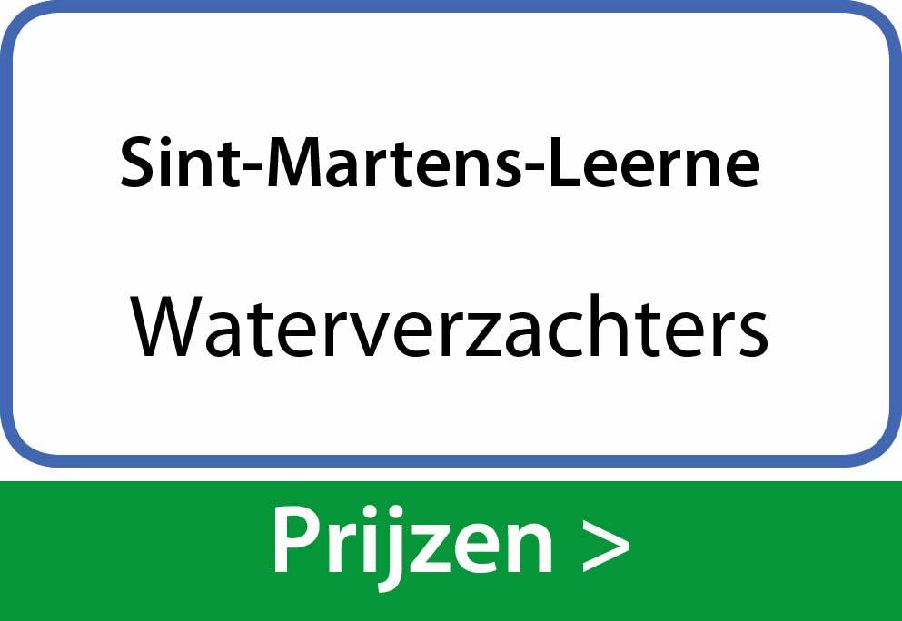 waterverzachters Sint-Martens-Leerne