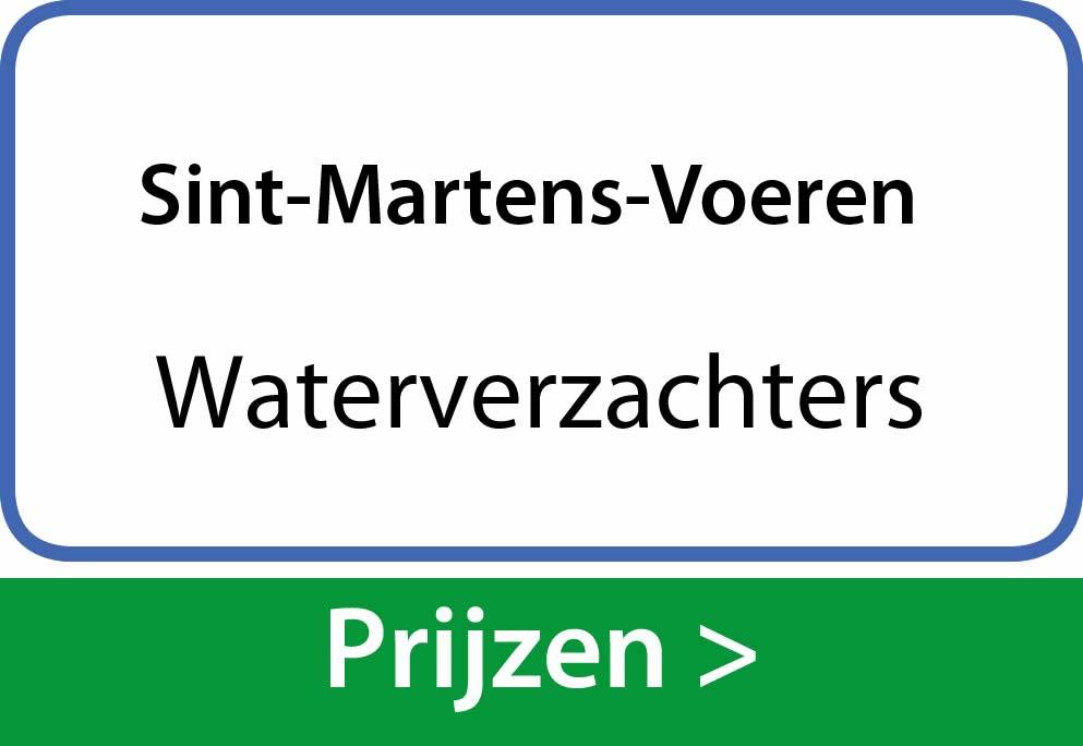 waterverzachters Sint-Martens-Voeren
