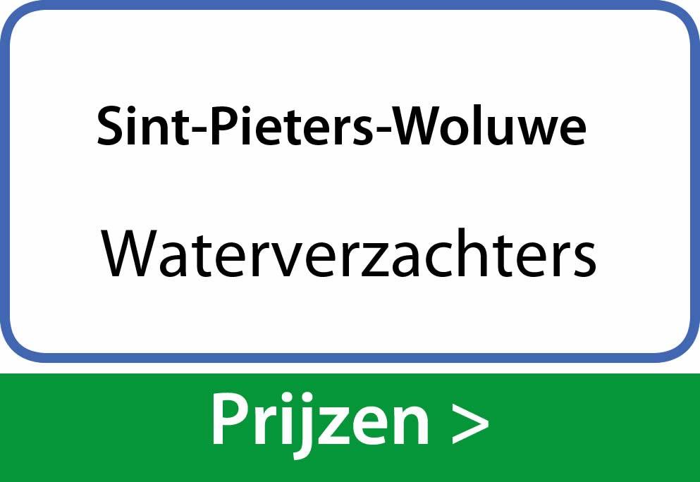 waterverzachters Sint-Pieters-Woluwe