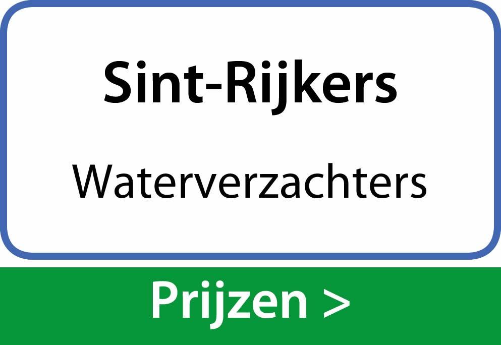 waterverzachters Sint-Rijkers