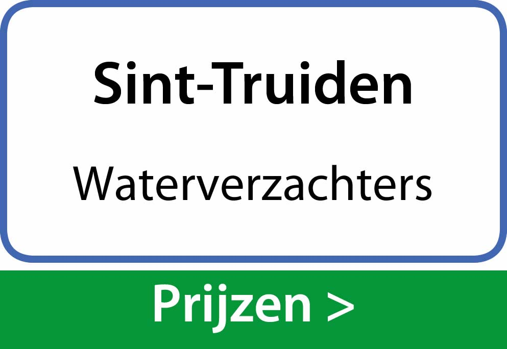 waterverzachters Sint-Truiden