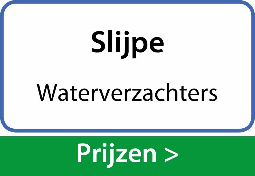 waterverzachters Slijpe