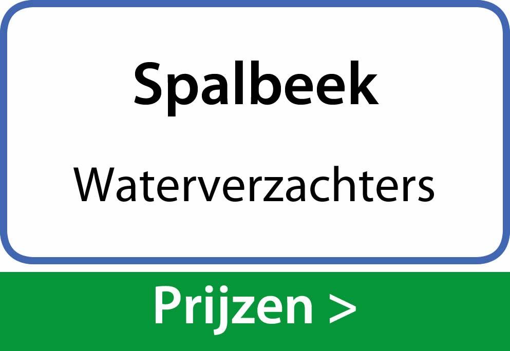 waterverzachters Spalbeek
