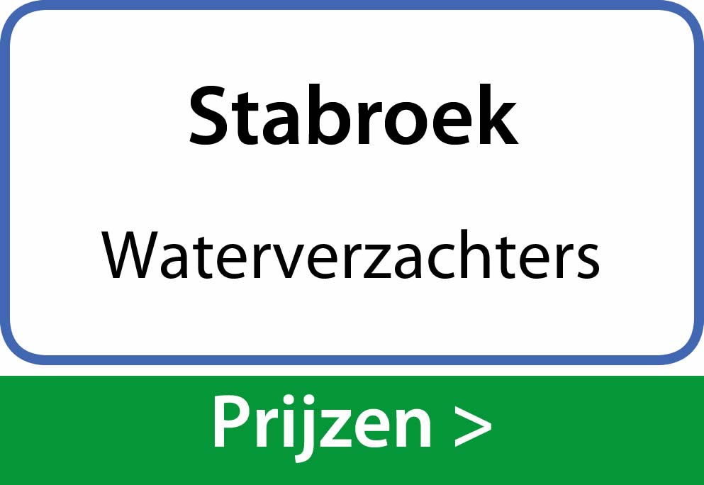 waterverzachters Stabroek