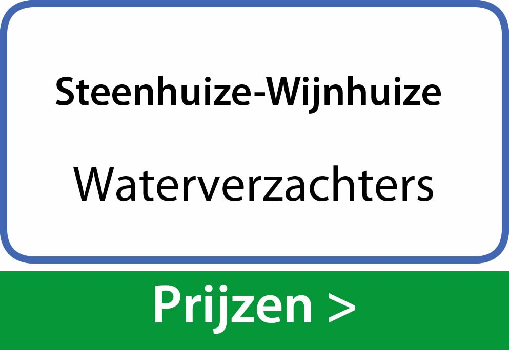 waterverzachters Steenhuize-Wijnhuize
