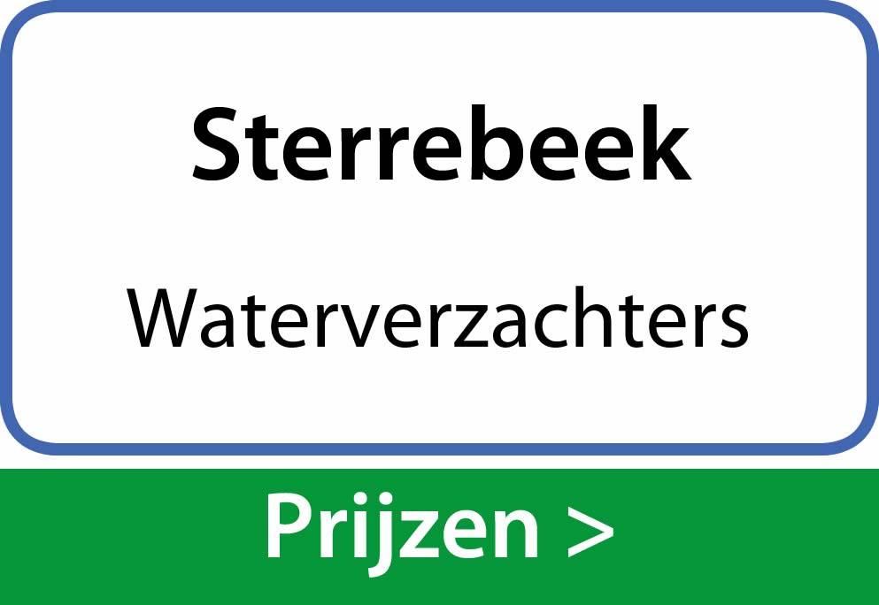 waterverzachters Sterrebeek