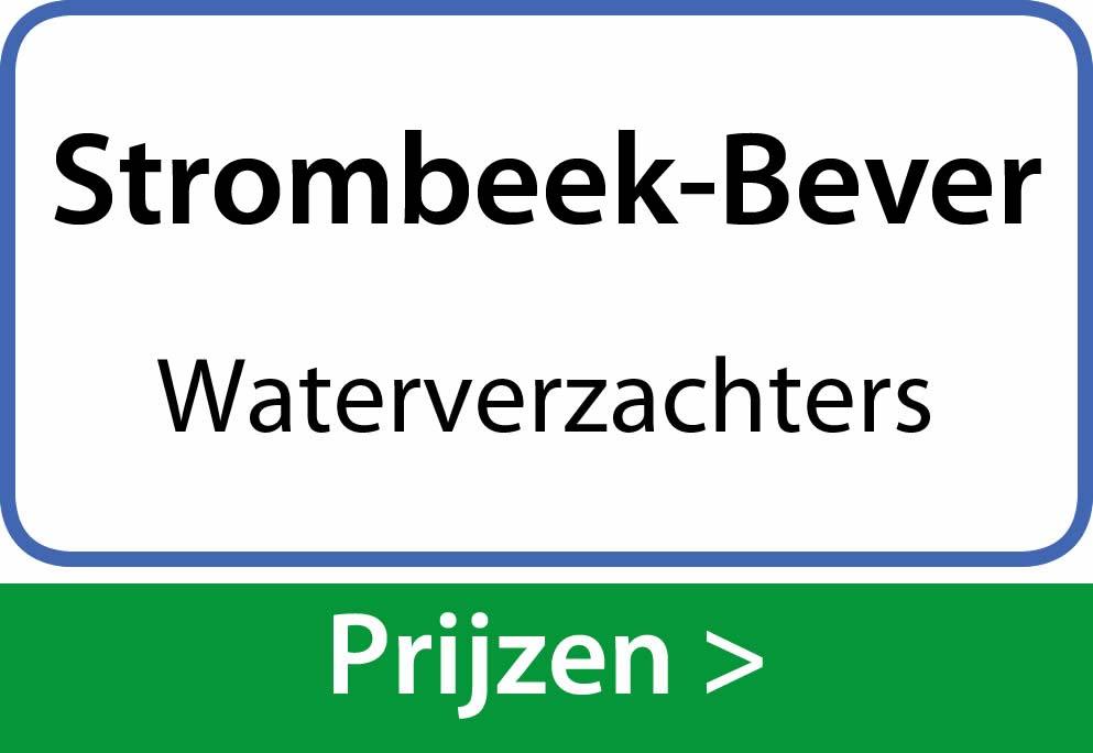 waterverzachters Strombeek-Bever