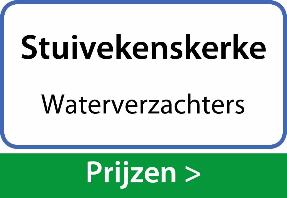 waterverzachters Stuivekenskerke