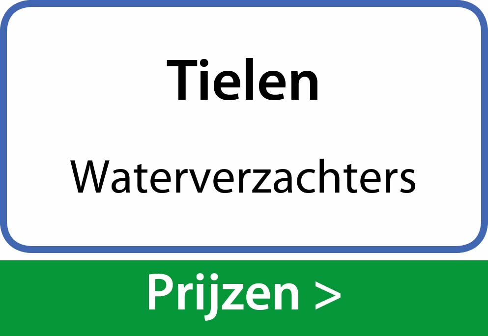 waterverzachters Tielen