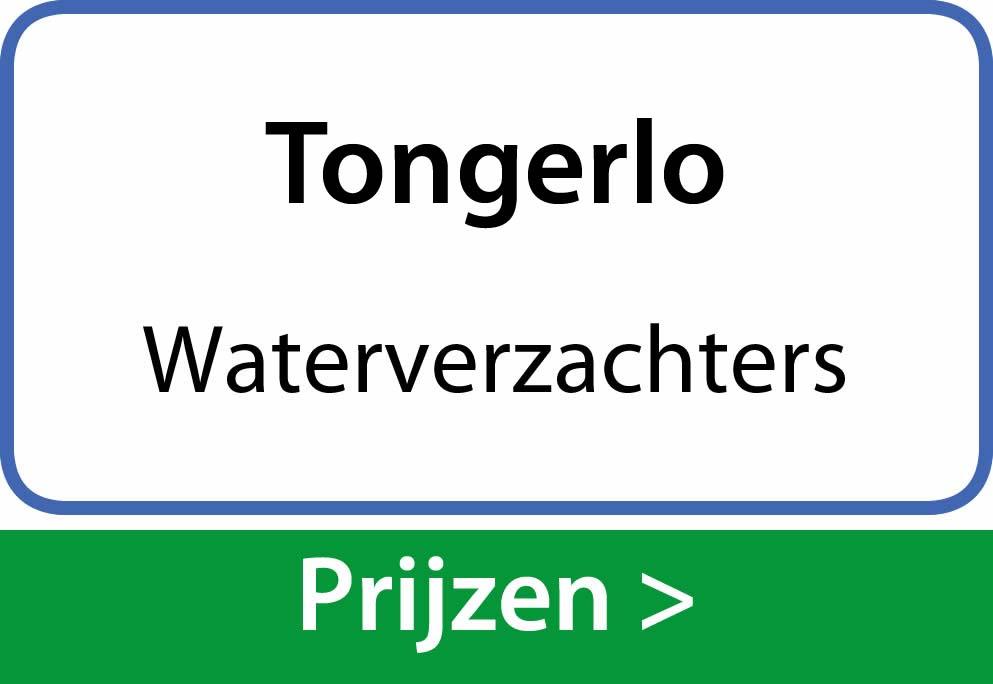 waterverzachters Tongerlo