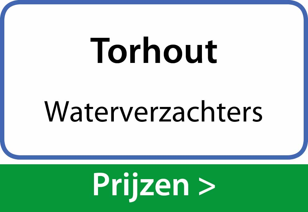 waterverzachters Torhout