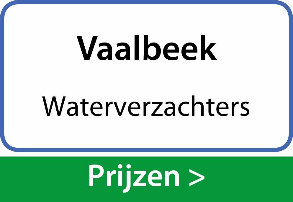 waterverzachters Vaalbeek