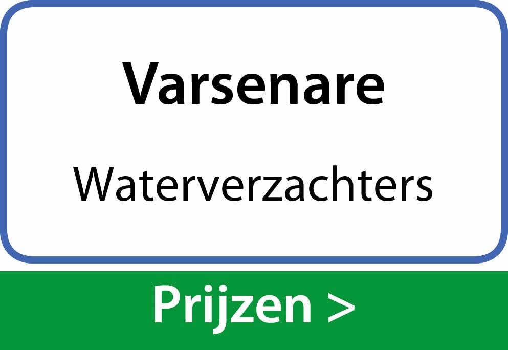 waterverzachters Varsenare