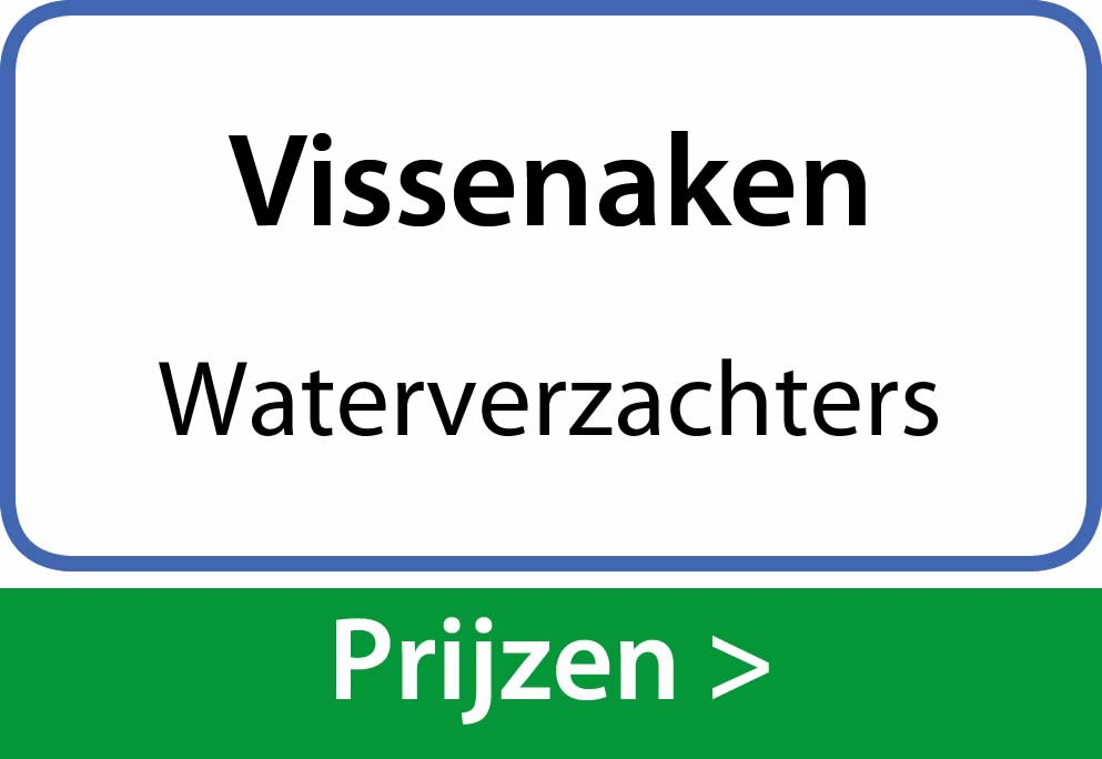 waterverzachters Vissenaken